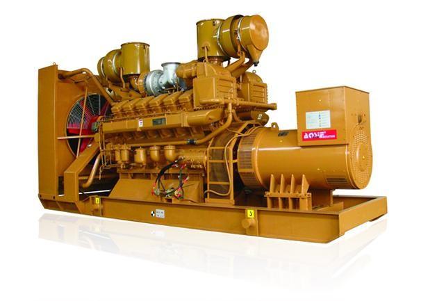石家庄济柴190kw系列柴油发电机组